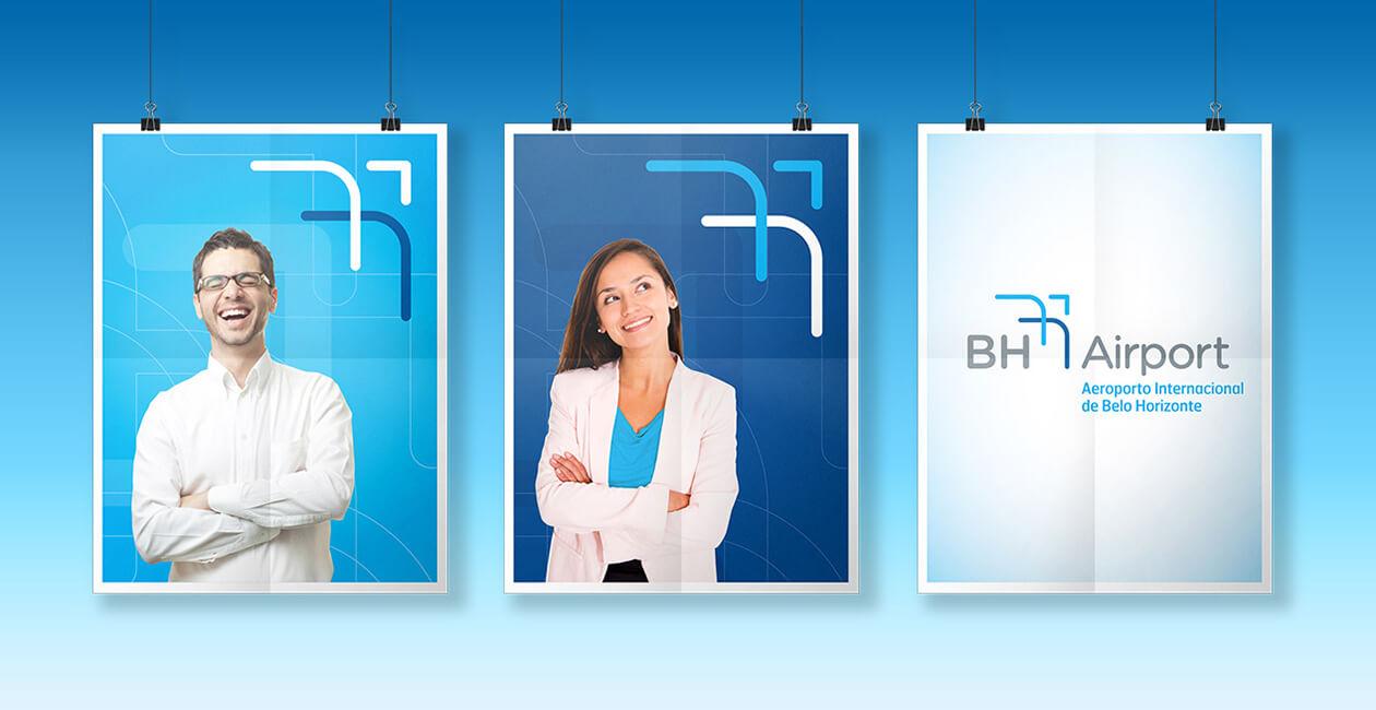 BH Airport | Cartazes