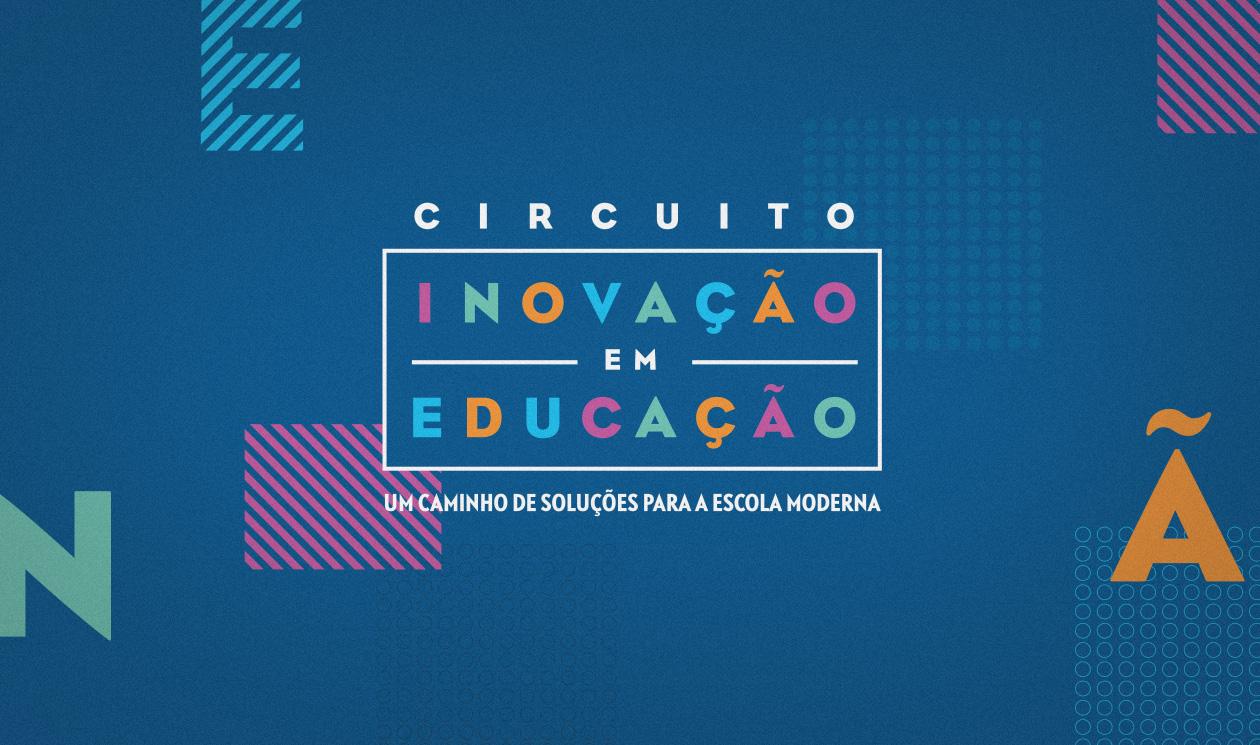 Nuvem Mestra | Circuito Inovação em Educação | Encontro PEA Unesco | Logo | Identidade Visual
