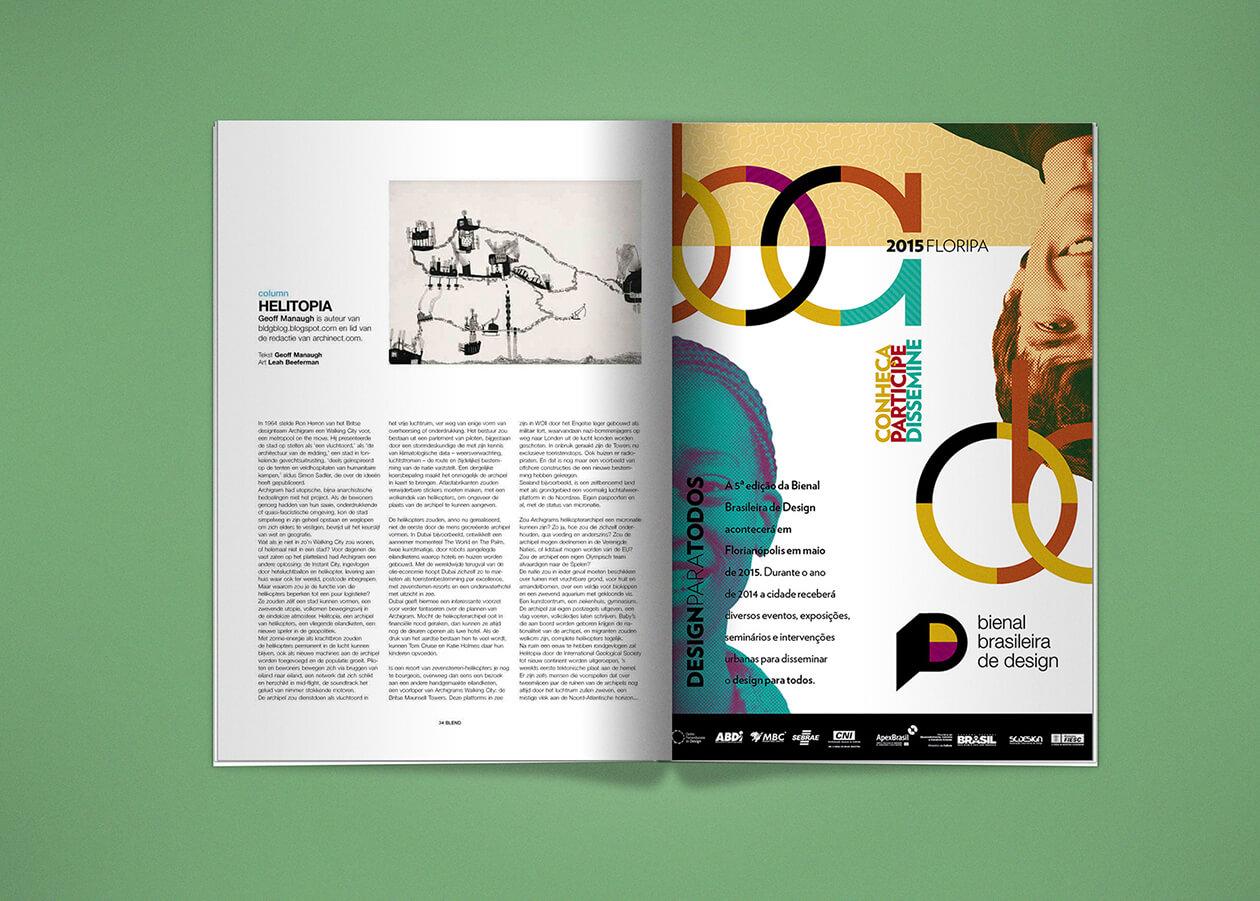 Bienal 2015 | Print Ad