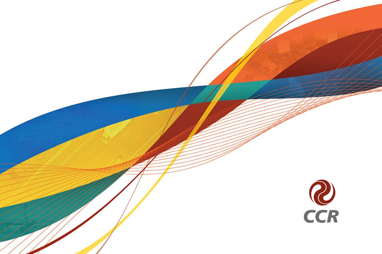Grupo CCR | Linguagem Visual