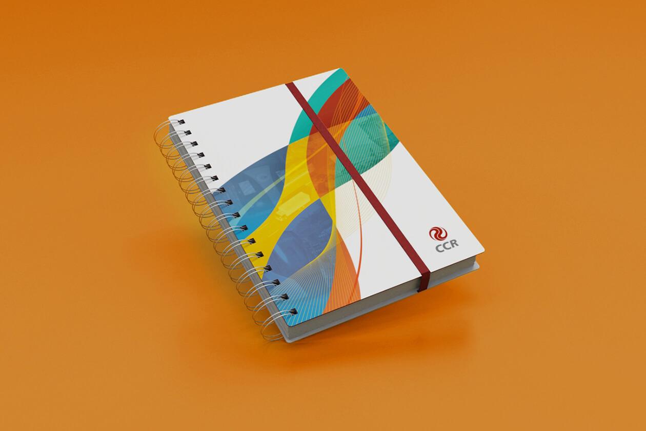 Grupo CCR | Caderno