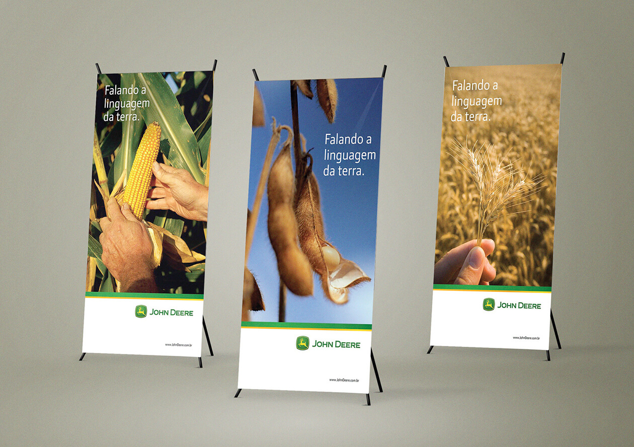 John Deere | Banners