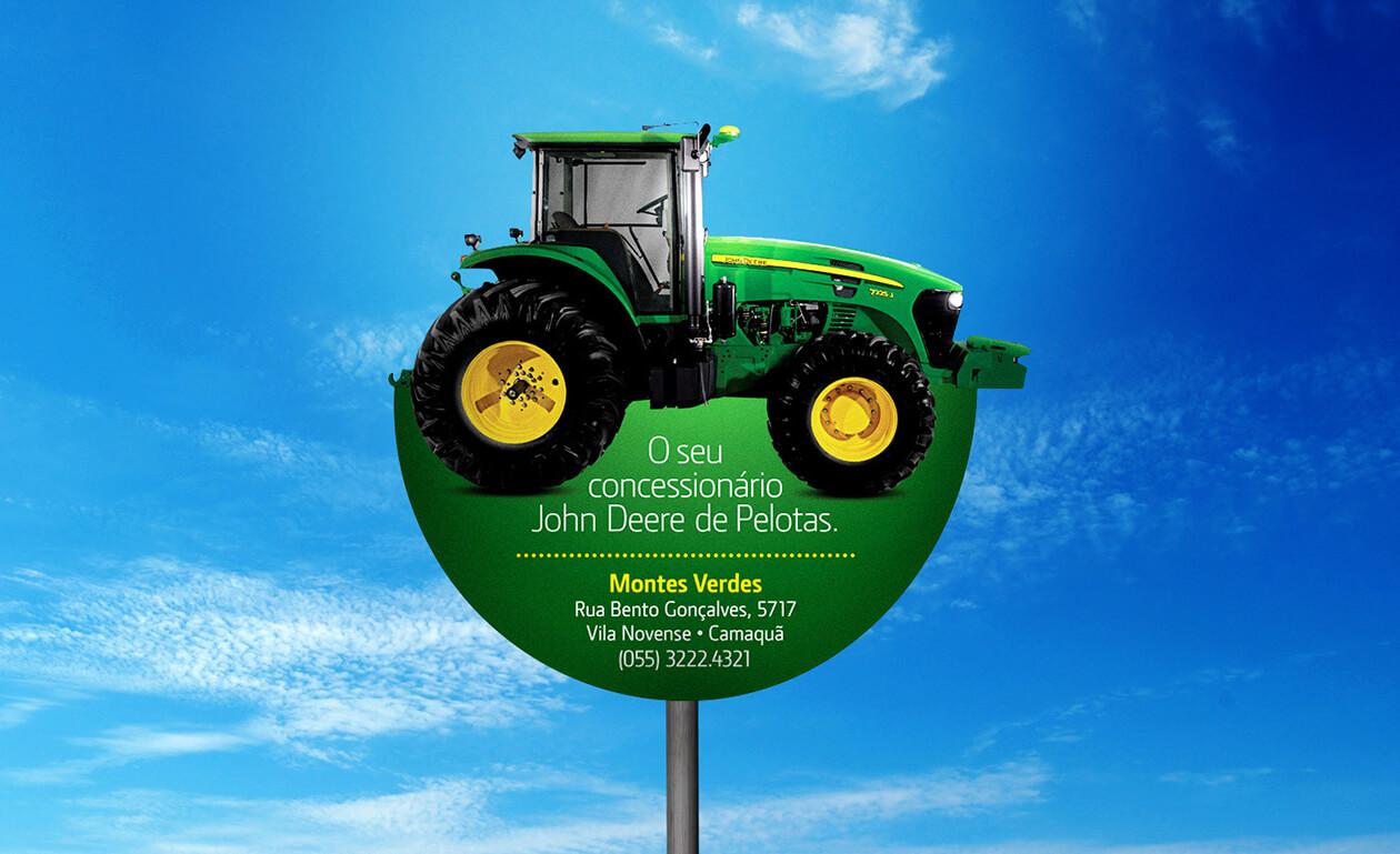 John Deere | Outdoor Ad