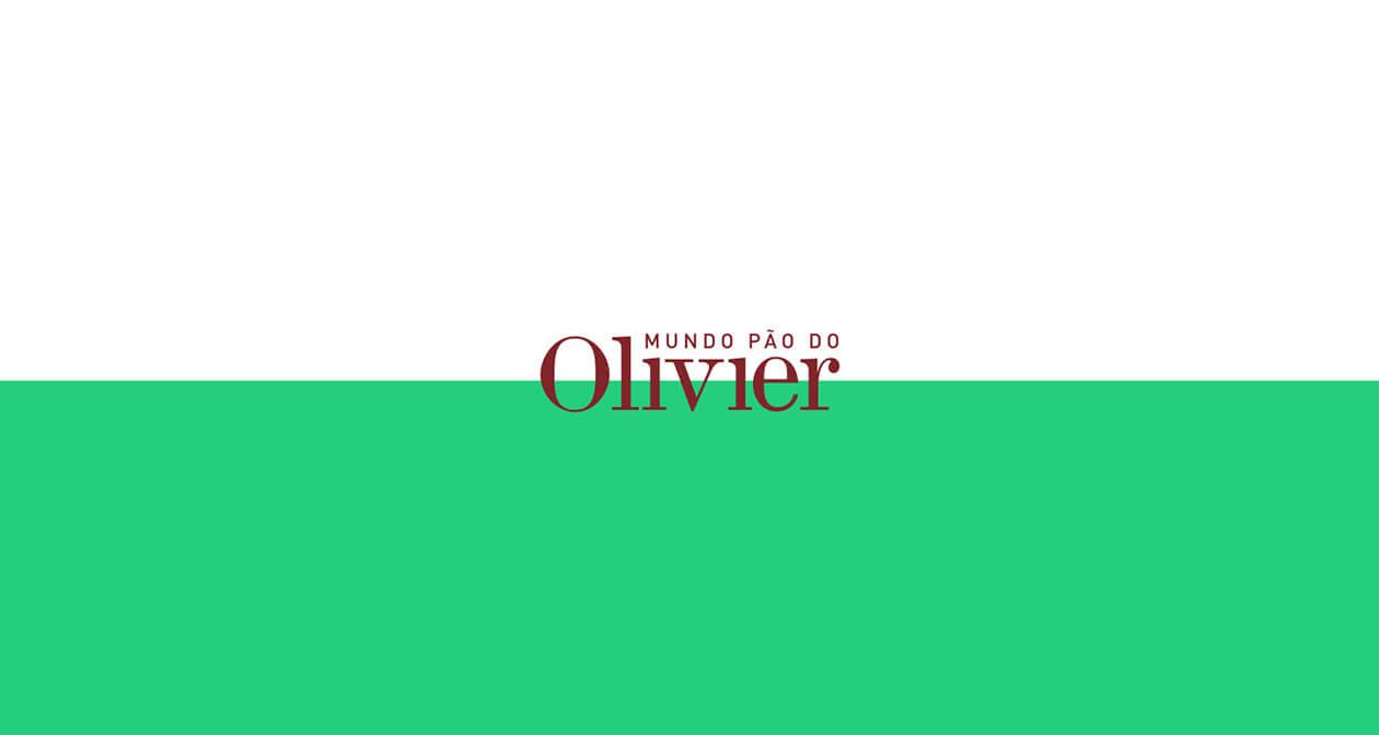 Olivier Anquier | Logo + Cor