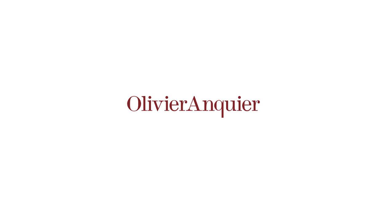 Olivier Anquier | Logotipo