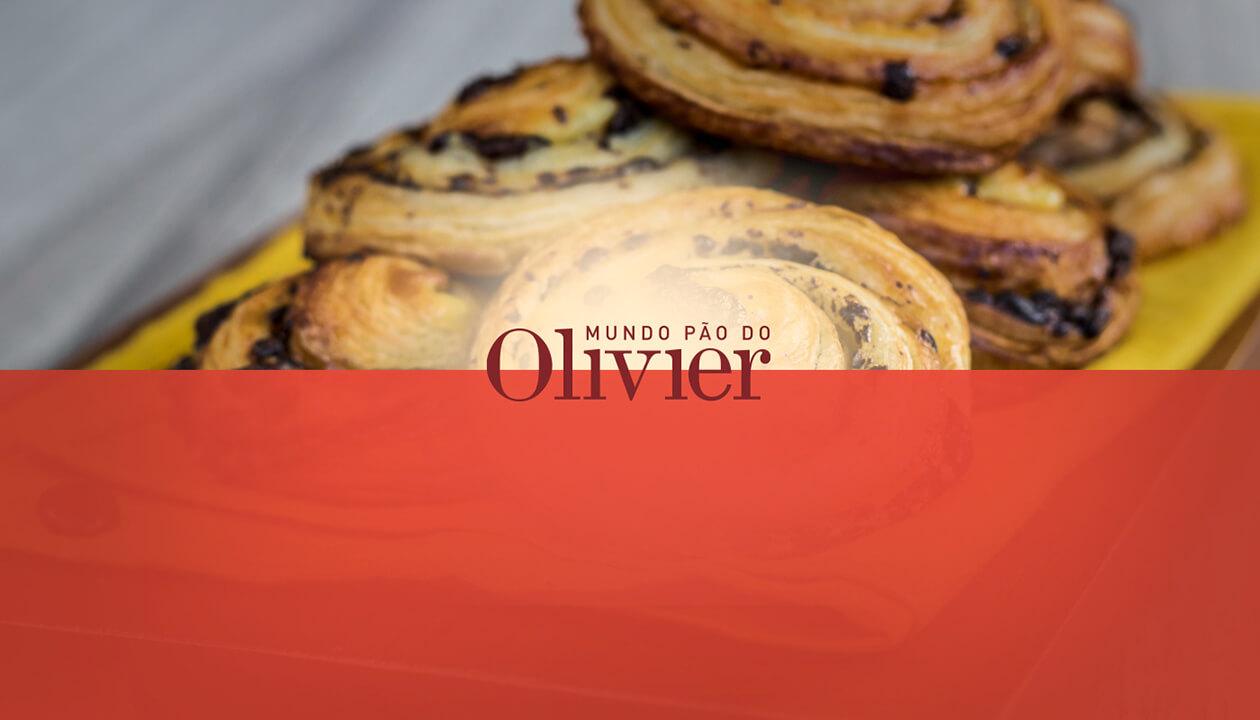 Olivier Anquier | Logo + Cor + Produto