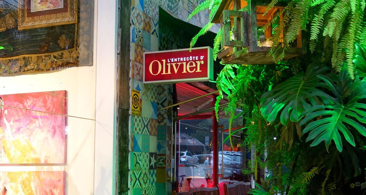 Olivier Anquier | Sinalização Externa