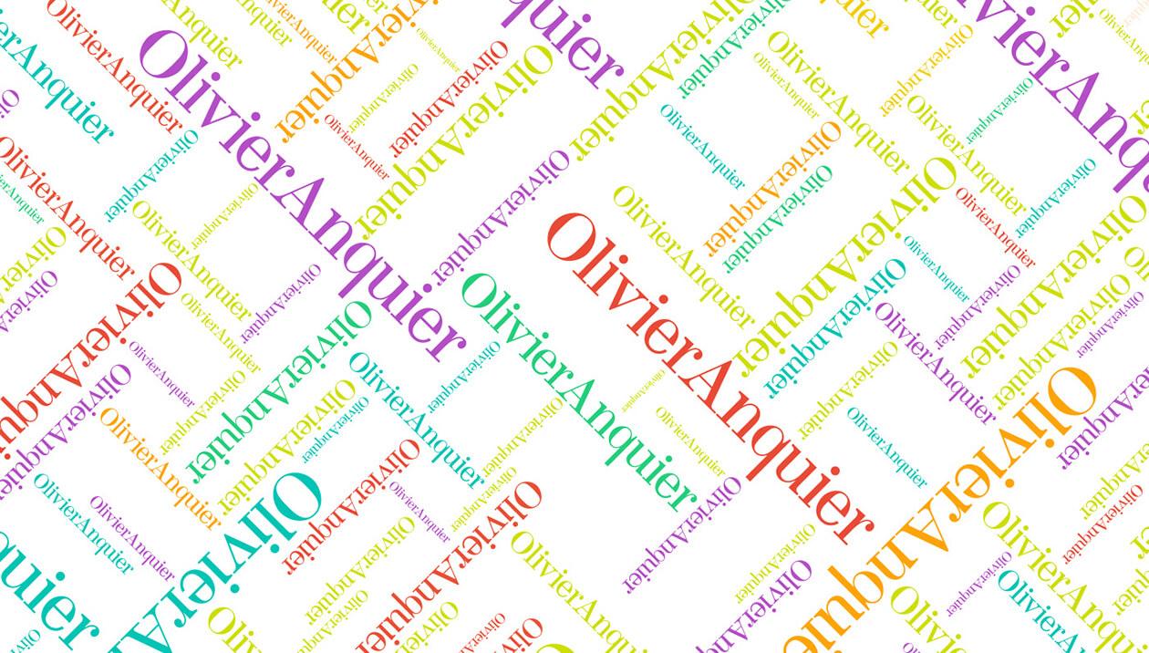 Olivier Anquier | Pattern