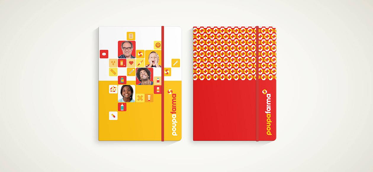 Poupafarma | Notebooks | Cadernos