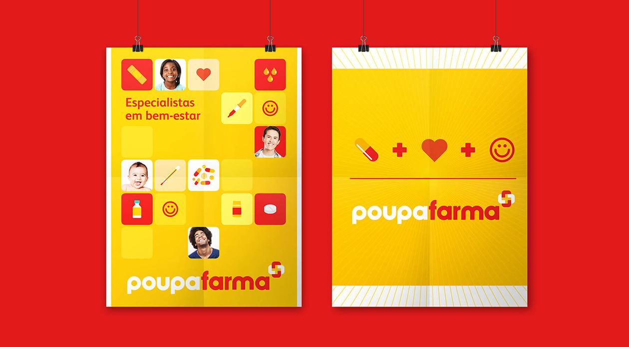 Poupafarma | Posters | Cartazes