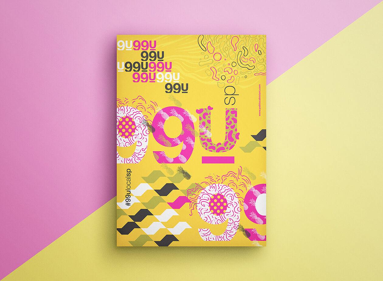 99U | Cartaz | Poster