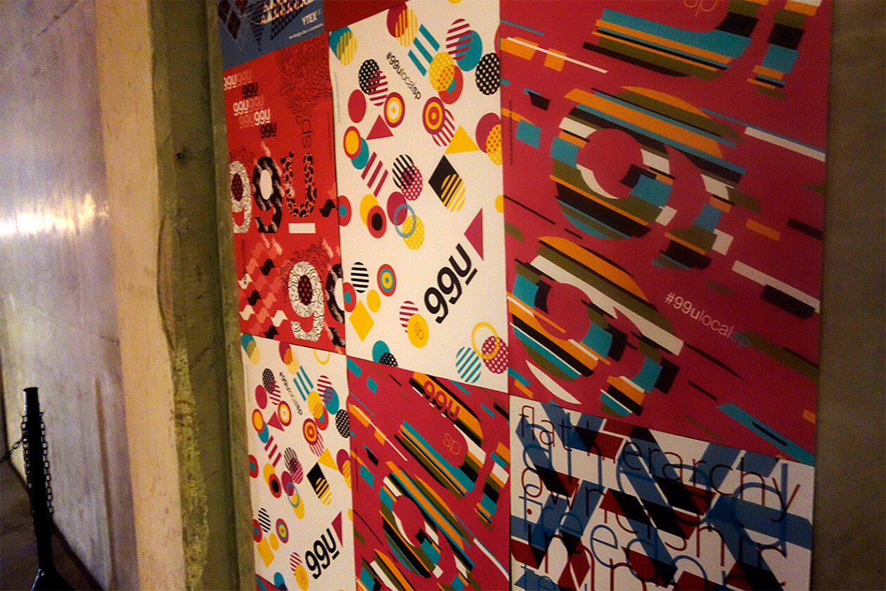 99U | Cartazes | Posters