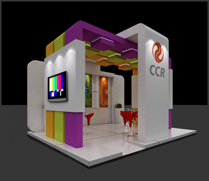 Grupo CCR | Estande | CCR Group | Booth