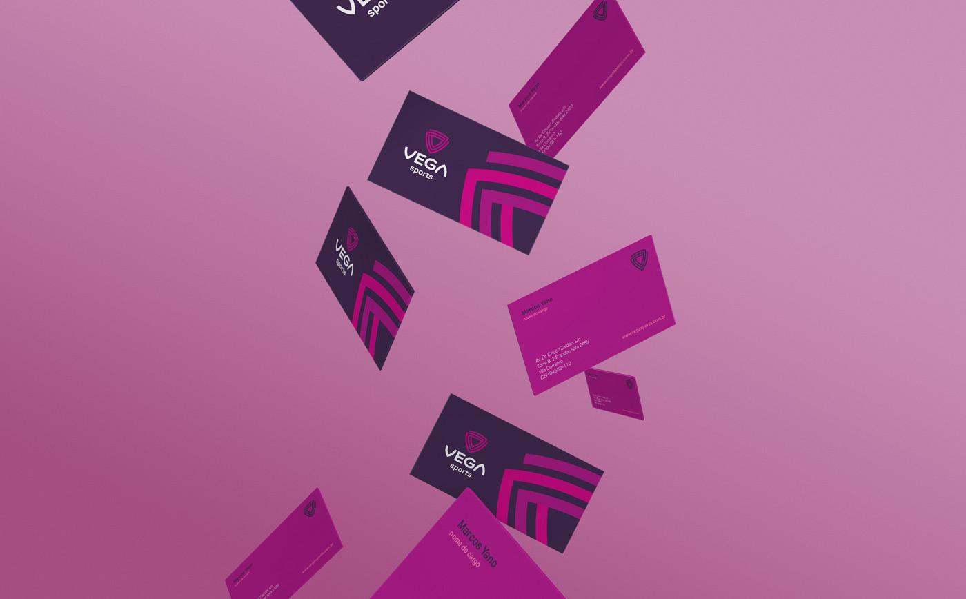 Vega Sports | Cartão de Visita | Business Card